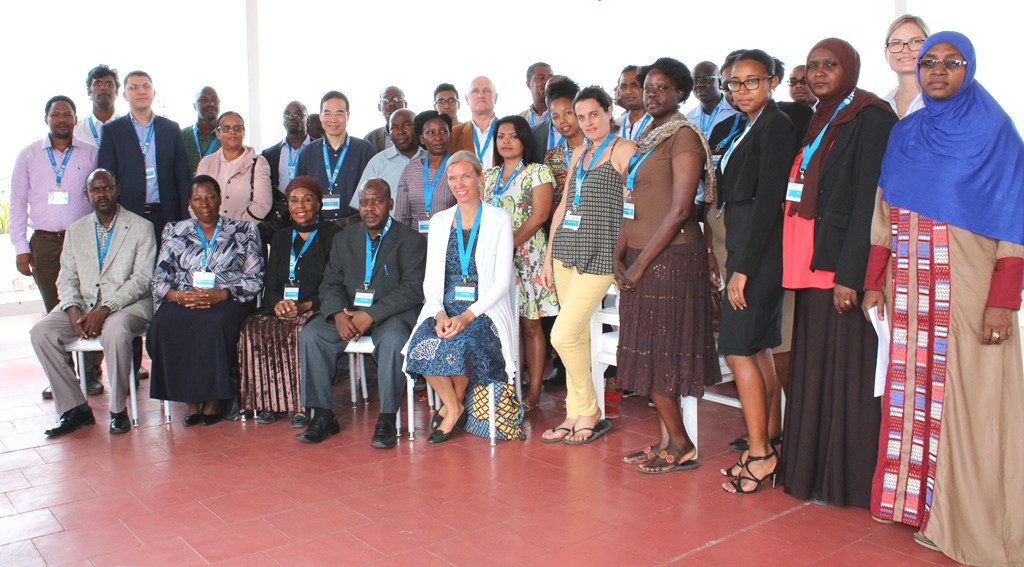 Marine scientists discuss why SDG's on fish stocks assessment is important