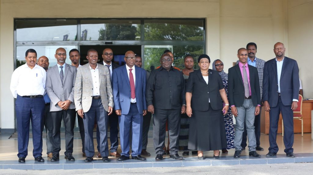 Deputy Minister tips TMA how to publicise their activities