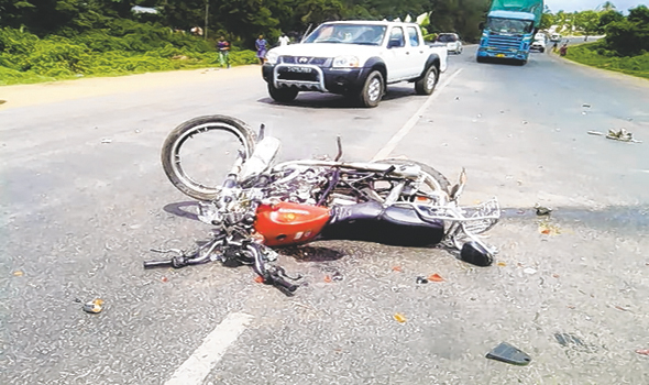 Society must be responsible in stopping road carnages
