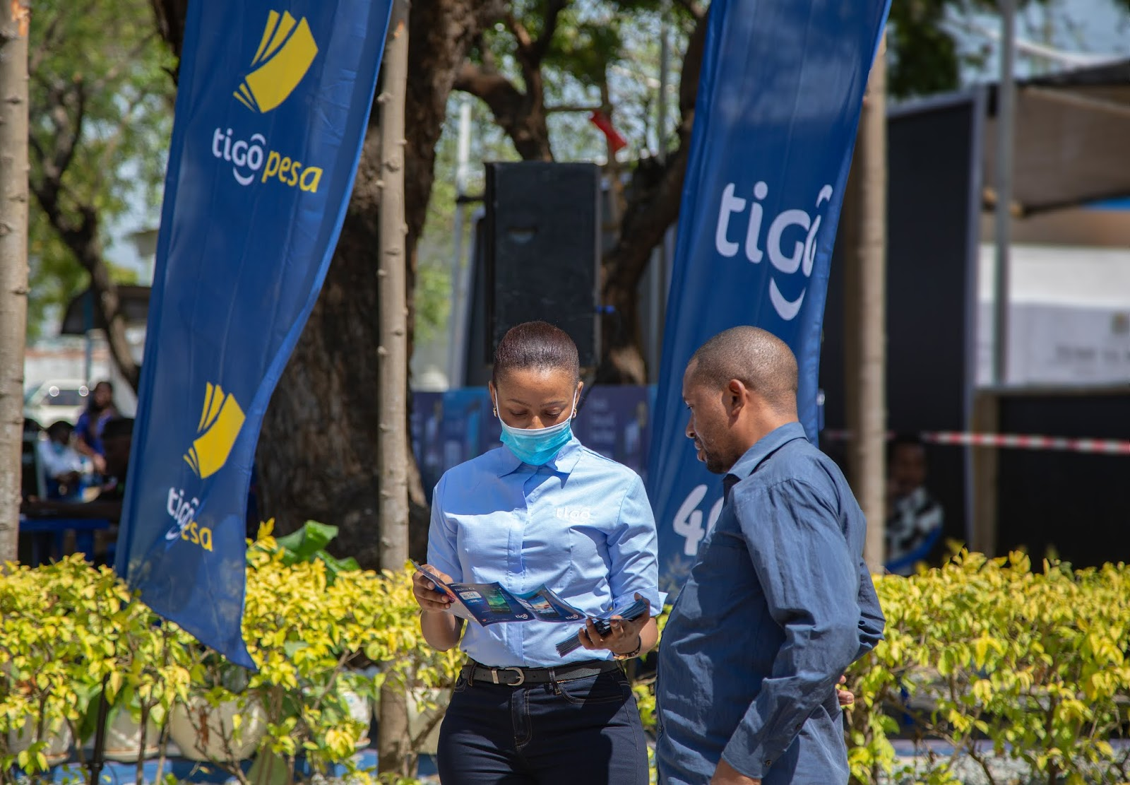Tigo sponsors DITF fifth year in row