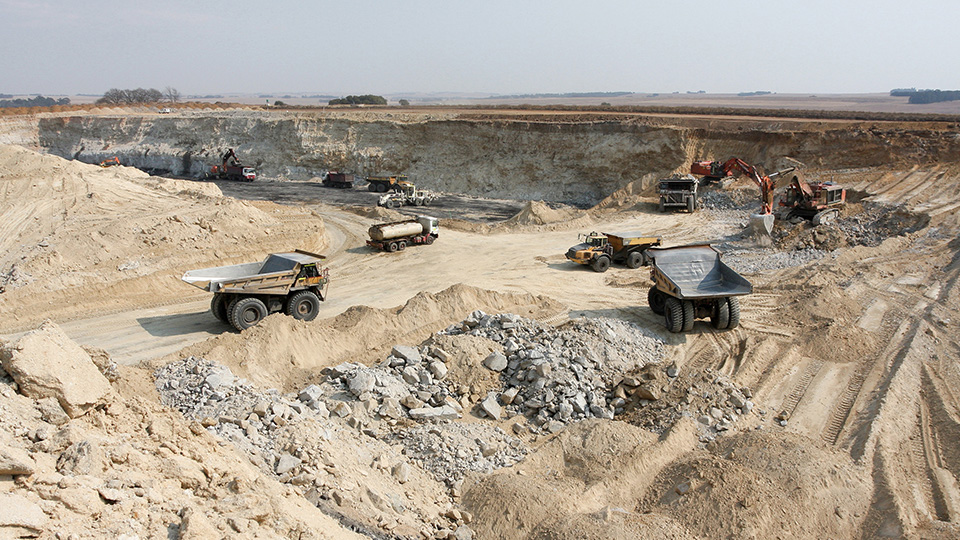 Unsafe mining blamed for children abnormalities