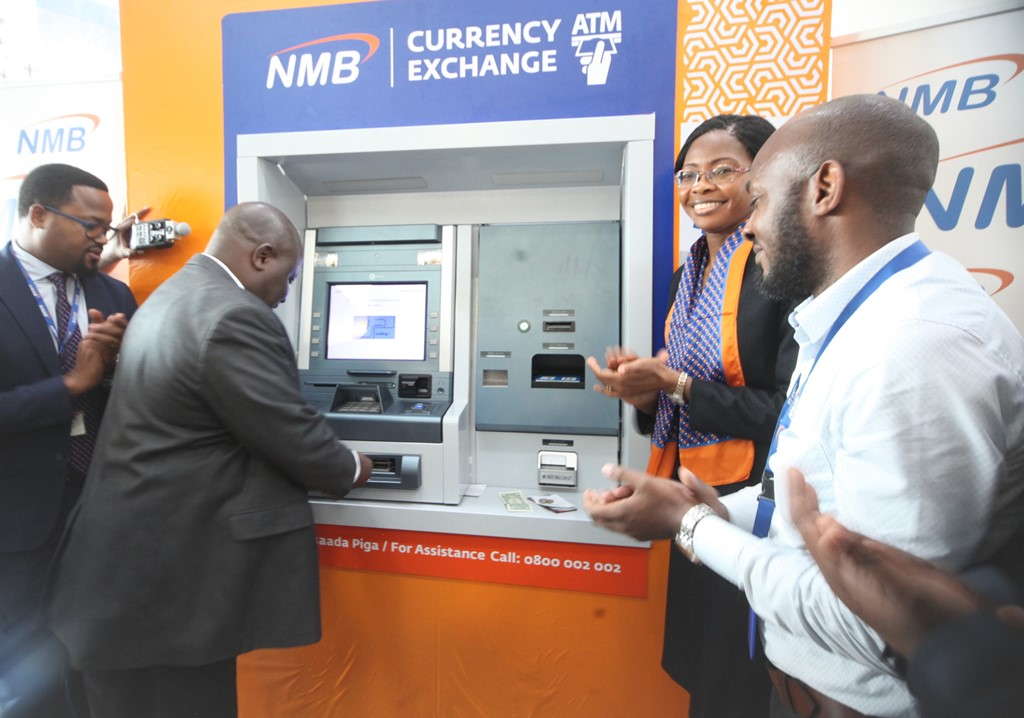 Foreign exchange services now through ATMs