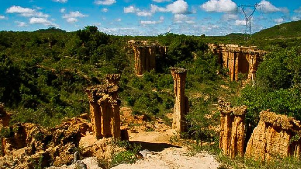 Isimila pillars, historical site you need to visit