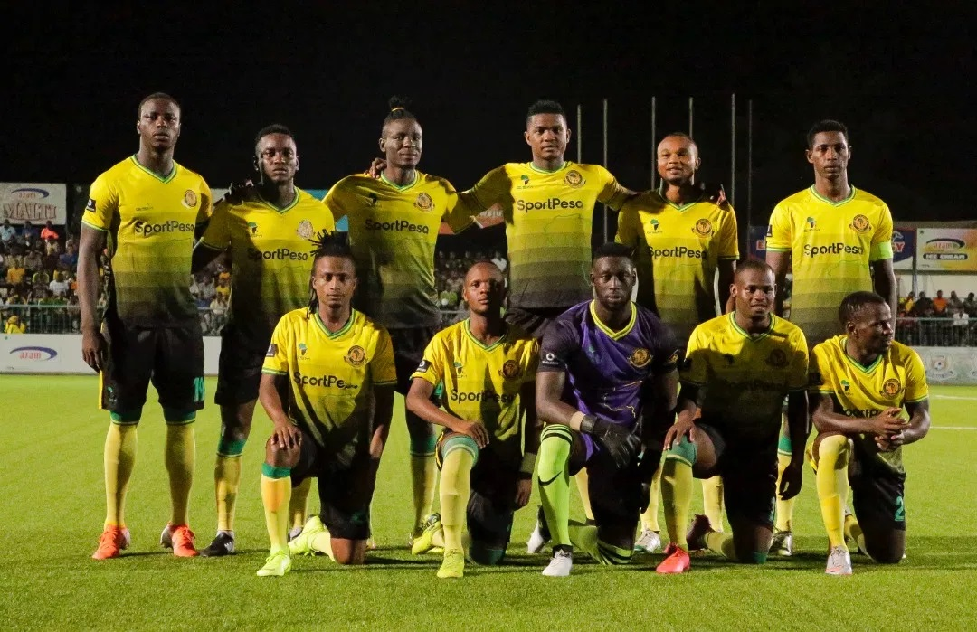 Yanga open up on love with DRC players