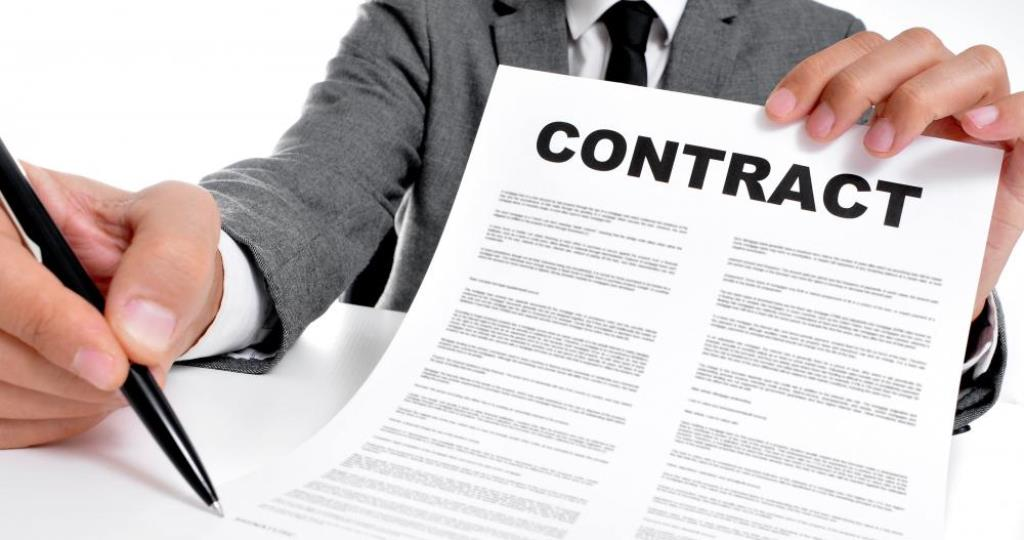 Kits to consider before entering into a contract; Legal Perspectives