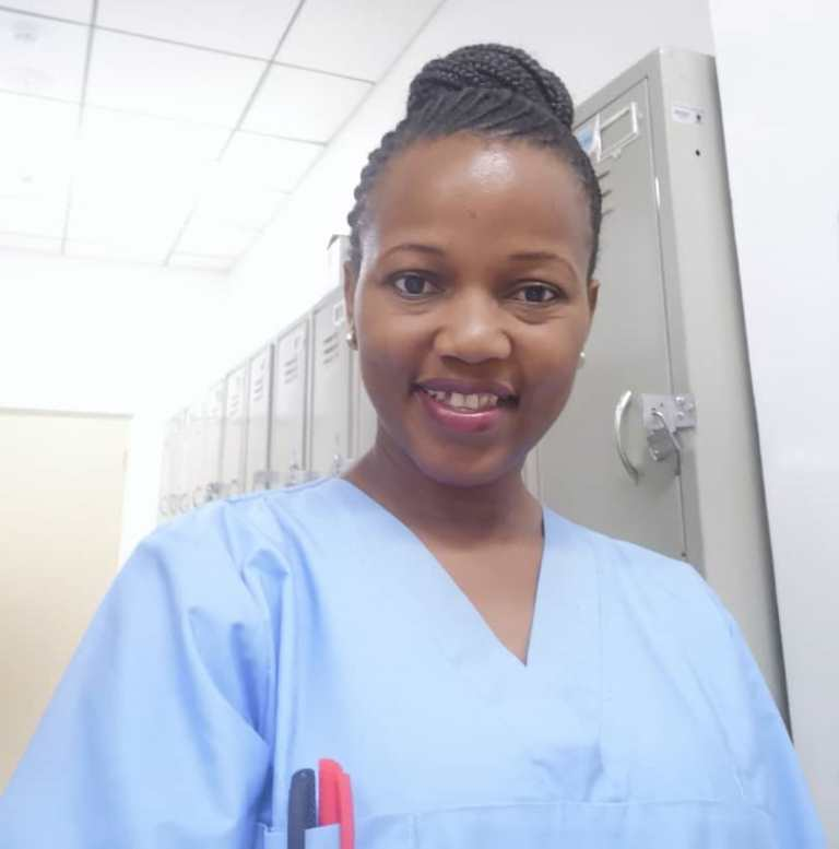 We never give up, says critical care nurse Sr Prisca