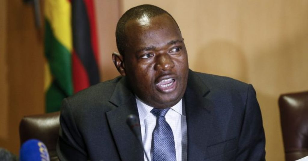 Zimbabwe Foreign Minster Sibusiso Moyo dies from COVID-19
