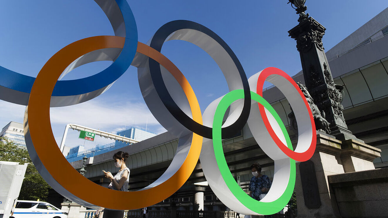 Olympics medal count: China trails Japan, USA