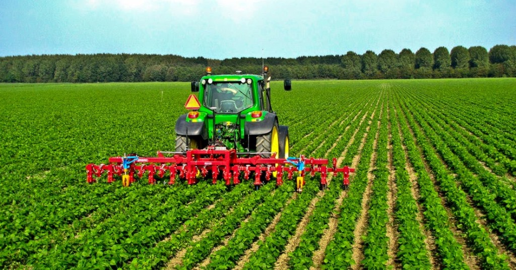 Minister extolls State's efforts in agriculture sector