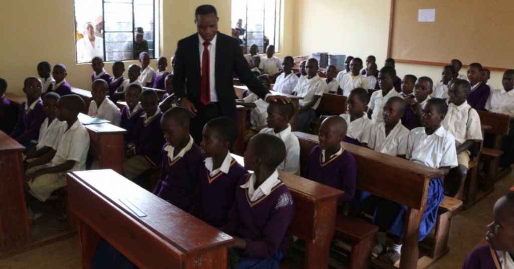 Over 8,000 students fail to report to school