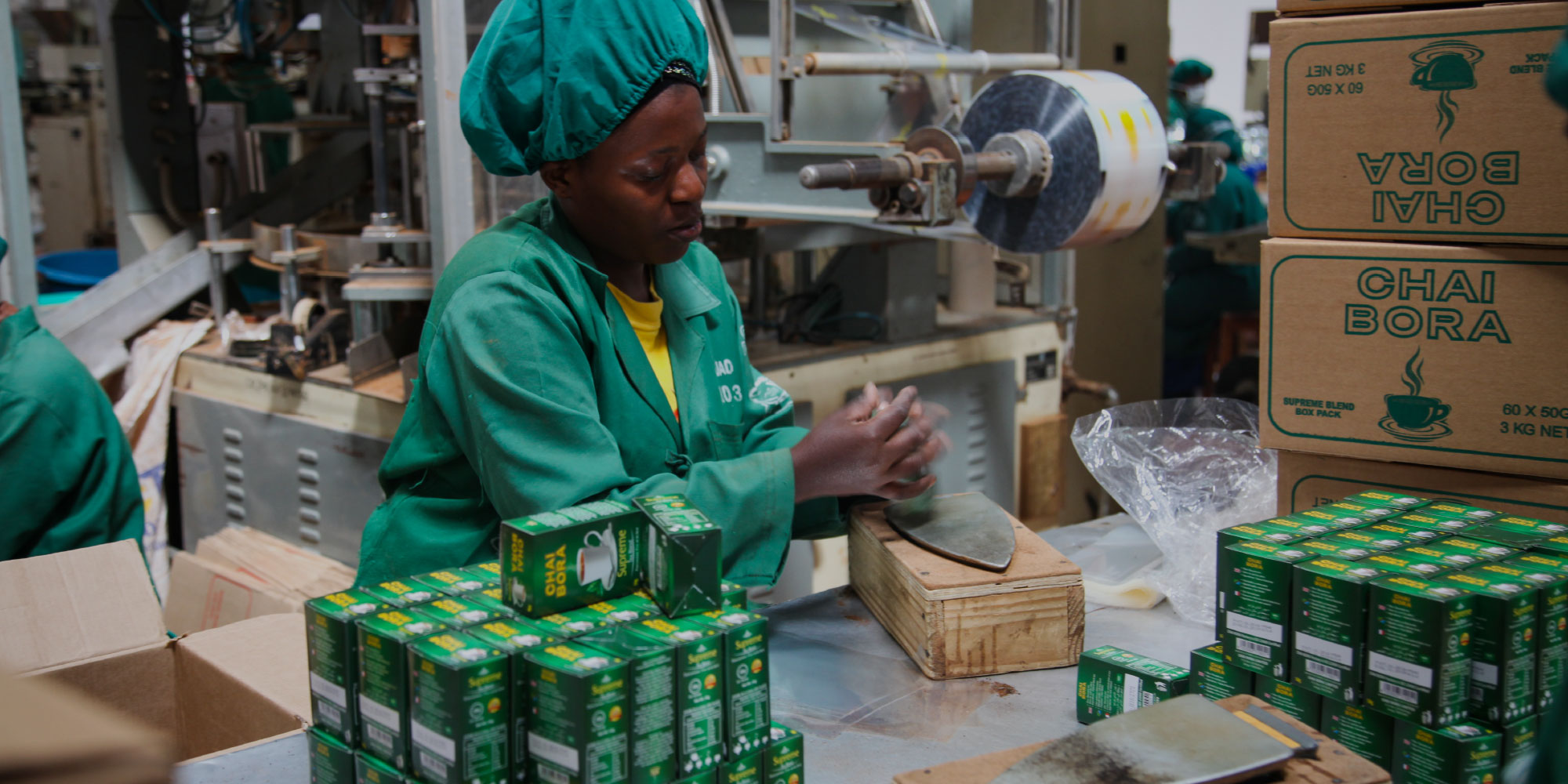 Tea processors commends govt for supporting local manufacturers
