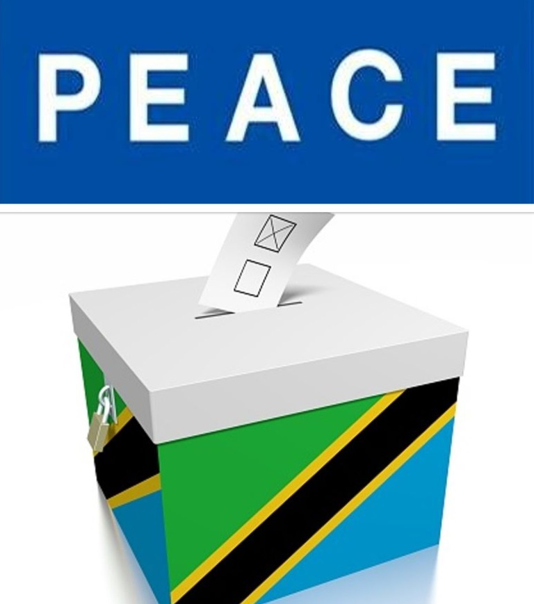 Peace is paramount as Tanzanians decide today