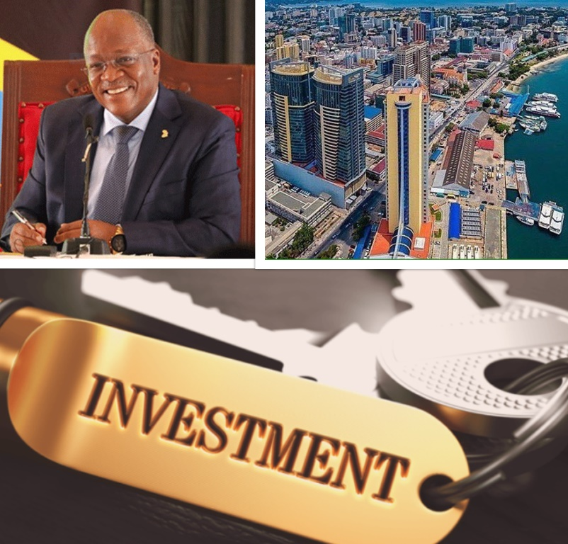 Come enmasse to invest, Tanzania is secured home