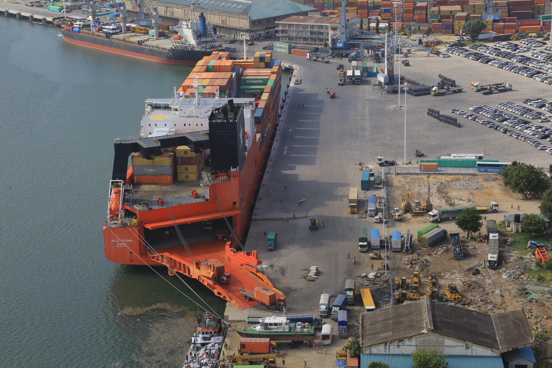 Dar port set to meet rising demand from EA shippers