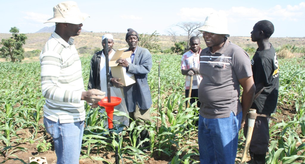 New innovations to boost smallholder famers' livelihoods