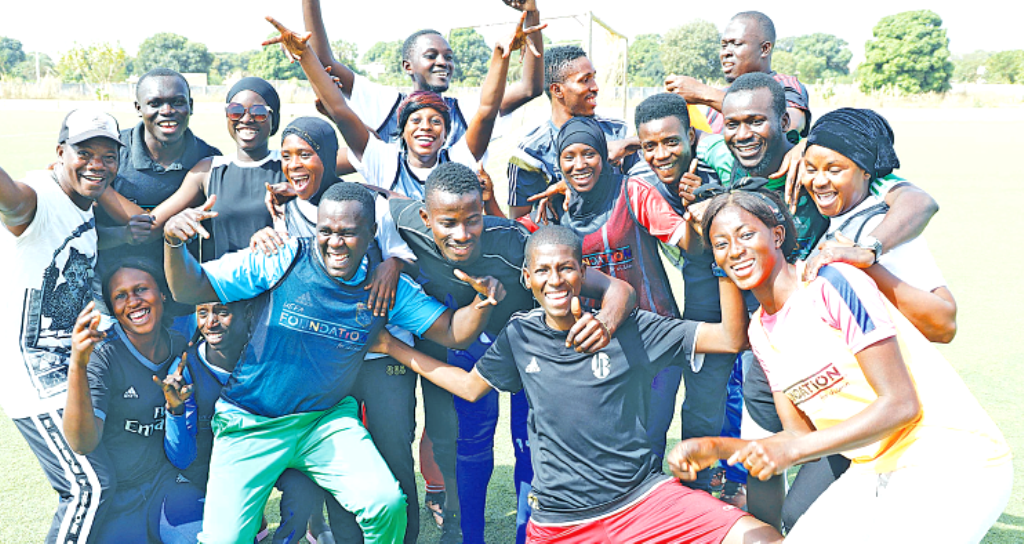 Youth empowerment will help address better challenges facing them