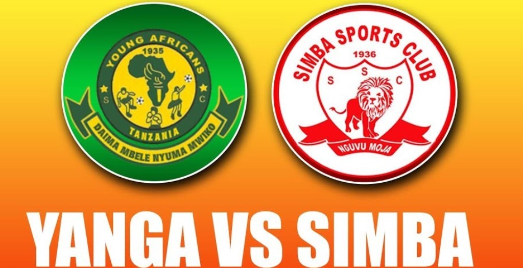'Simba-Yanga derby third biggest'