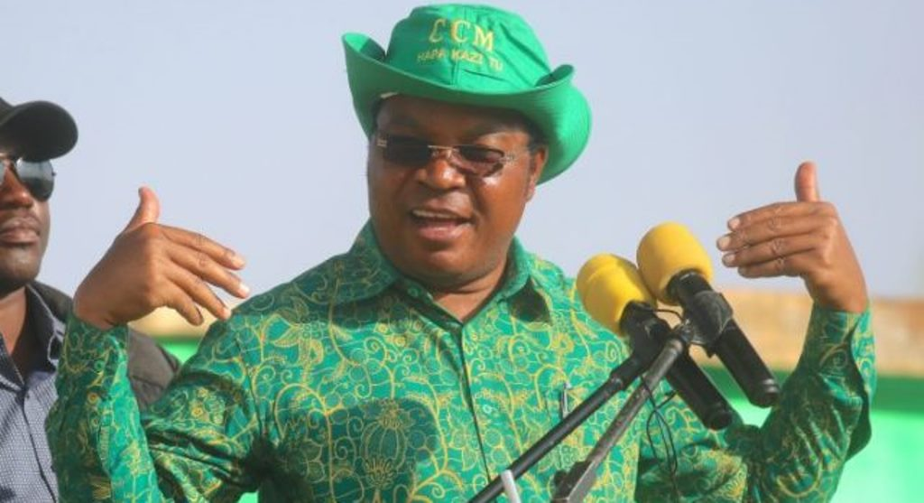 PM: CCM manifesto well implemented