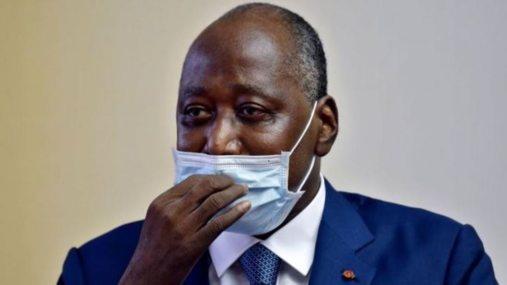 Ivory Coast PM  dies after cabinet meeting