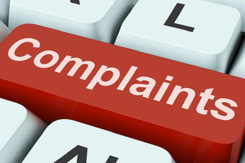 Use legal ways to register complaints