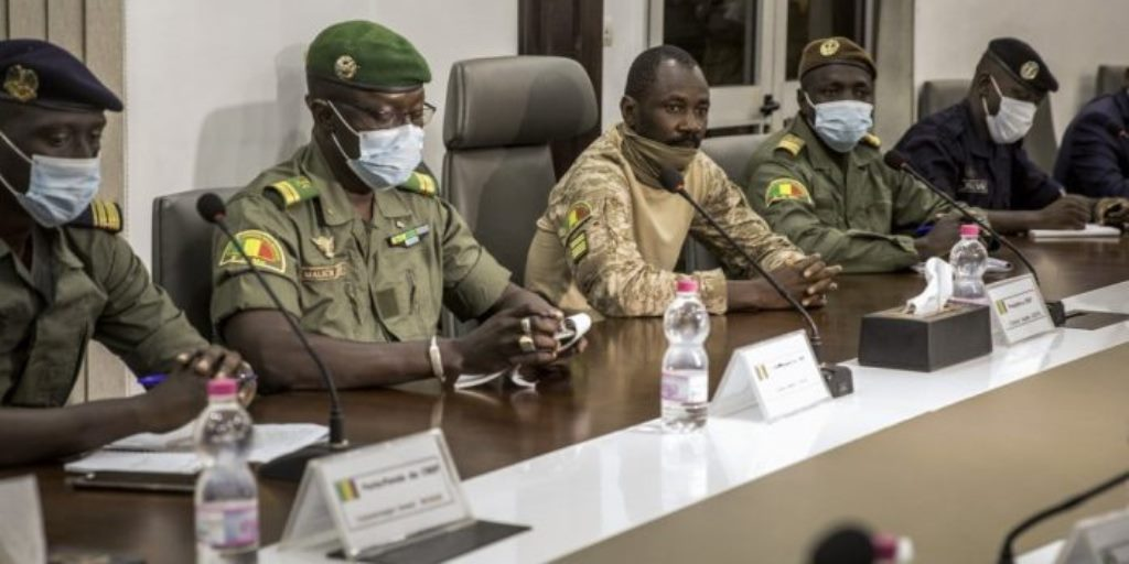 Mali suspended from the International Francophone community over coup