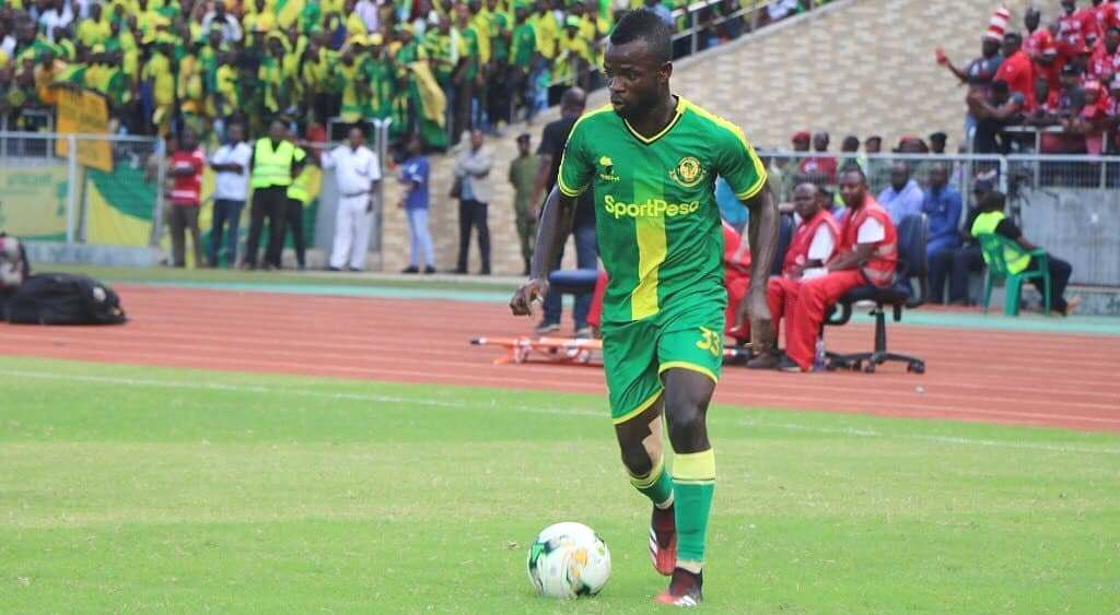 Yanga remain dumb on whether Morrison is still serving the club