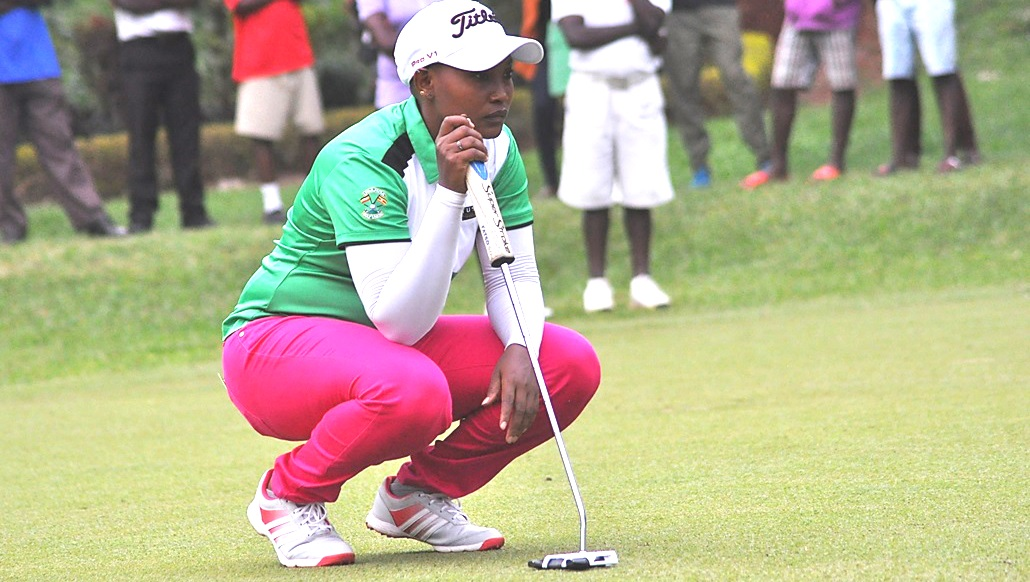 Madina seeks SA Ladies Golf conquest