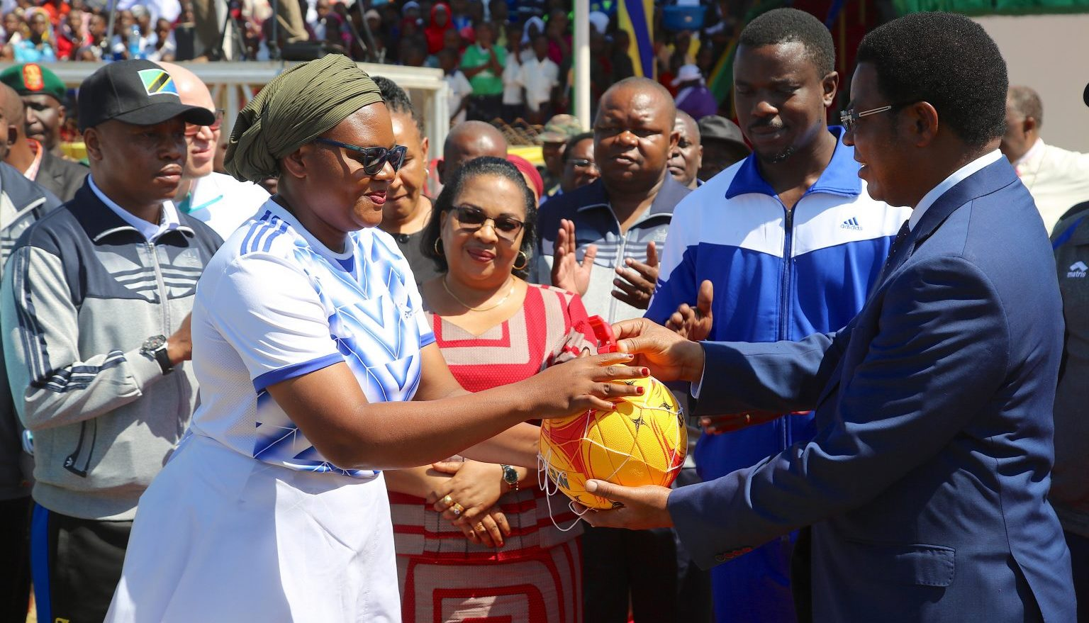 PM sees light in physical education