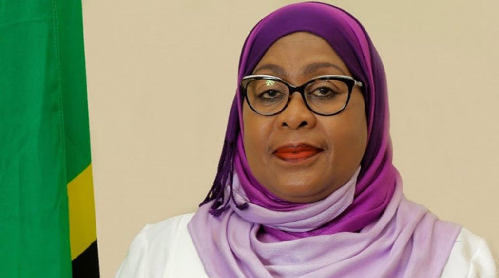 Samia urges road users  to exercise caution