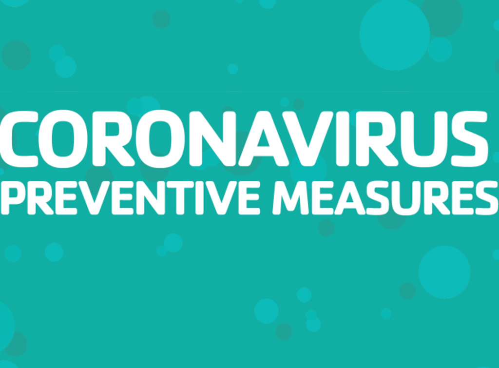 Let's observe preventive measures as coronavirus shows downward trend