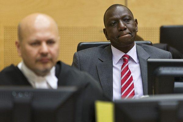 Ruto allies allege plot to revive IC C case to end DP's presidential ambitions