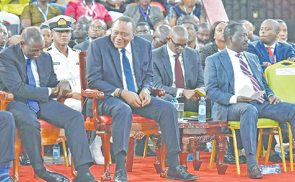 Uhuru wants public servants completely barred from running private business