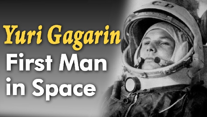 Tribute to Yuri Gagarin - 60th anniversary of the first man in space