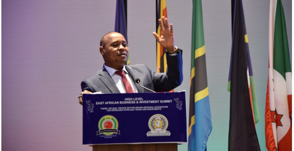 Policy touts spurring EAC intra-trade