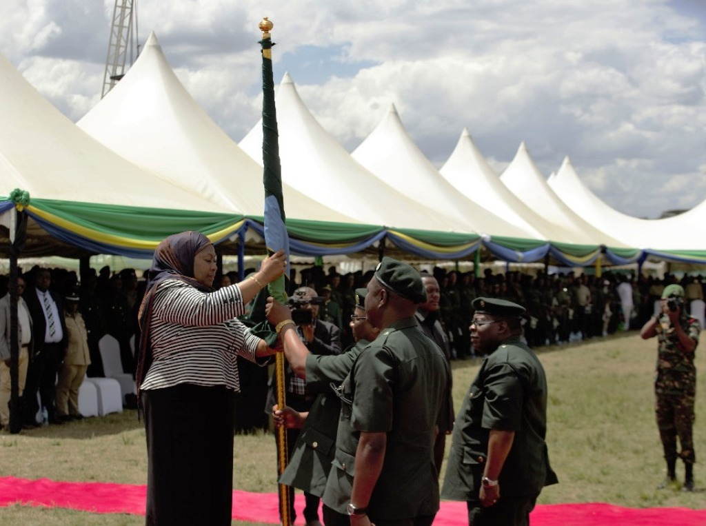 VP warns pastoralists over protected areas