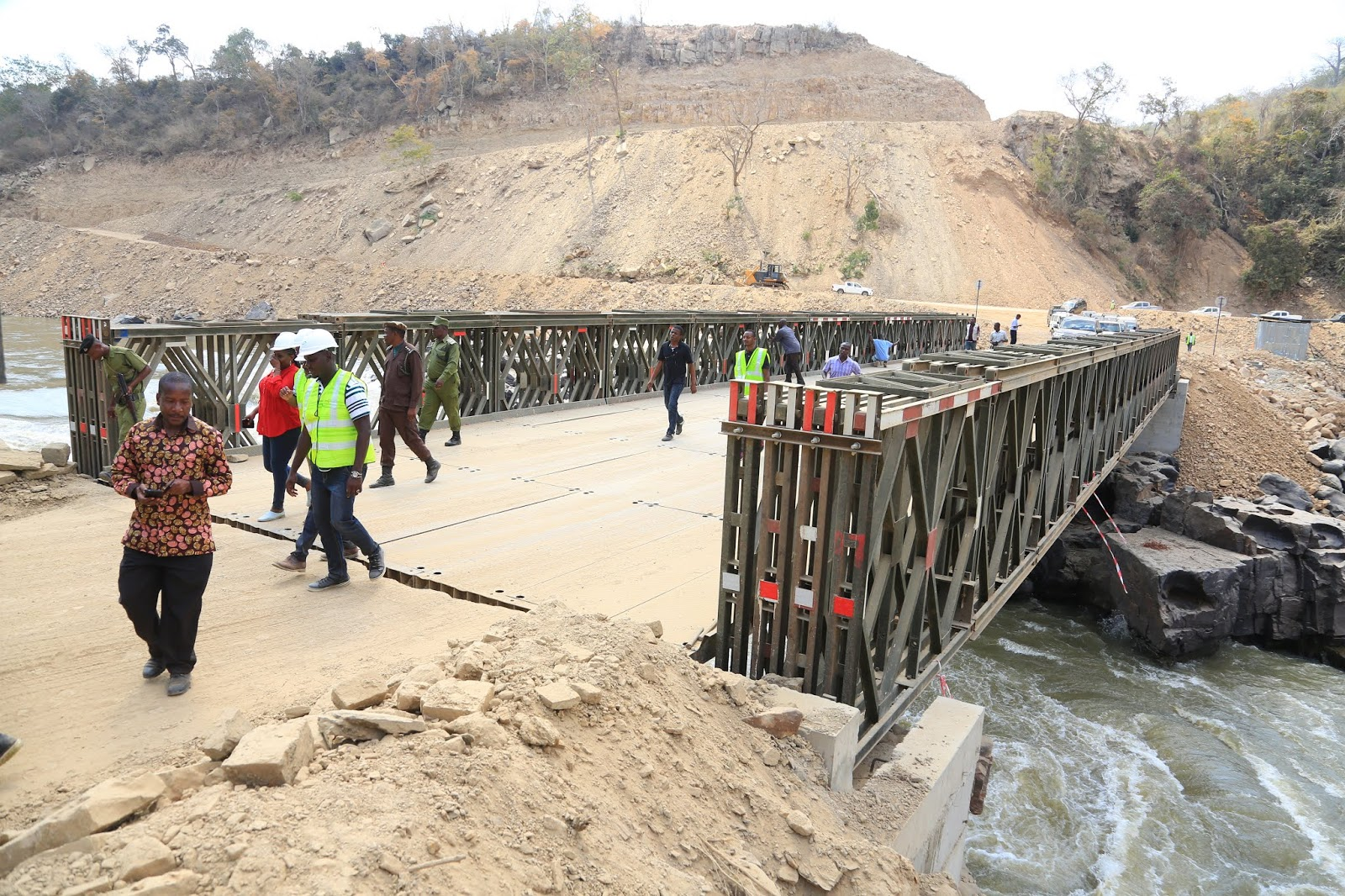 Govt upbeat on Nyerere Hydropower Project completion