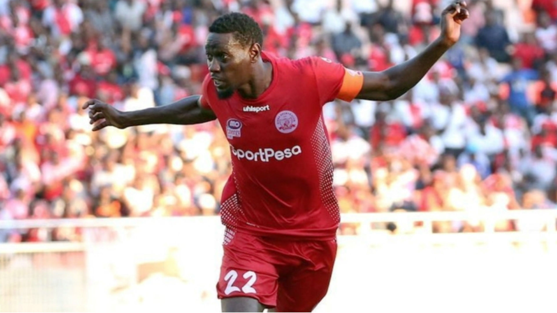 Bocco sees hopes in Simba's 6-point mission