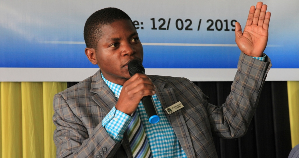 Work diligently to boost your records, BMH staff told