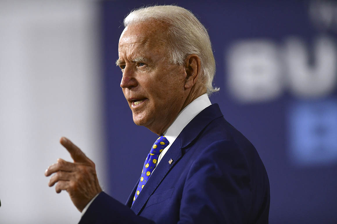 Biden is crowned as Democratic nominee