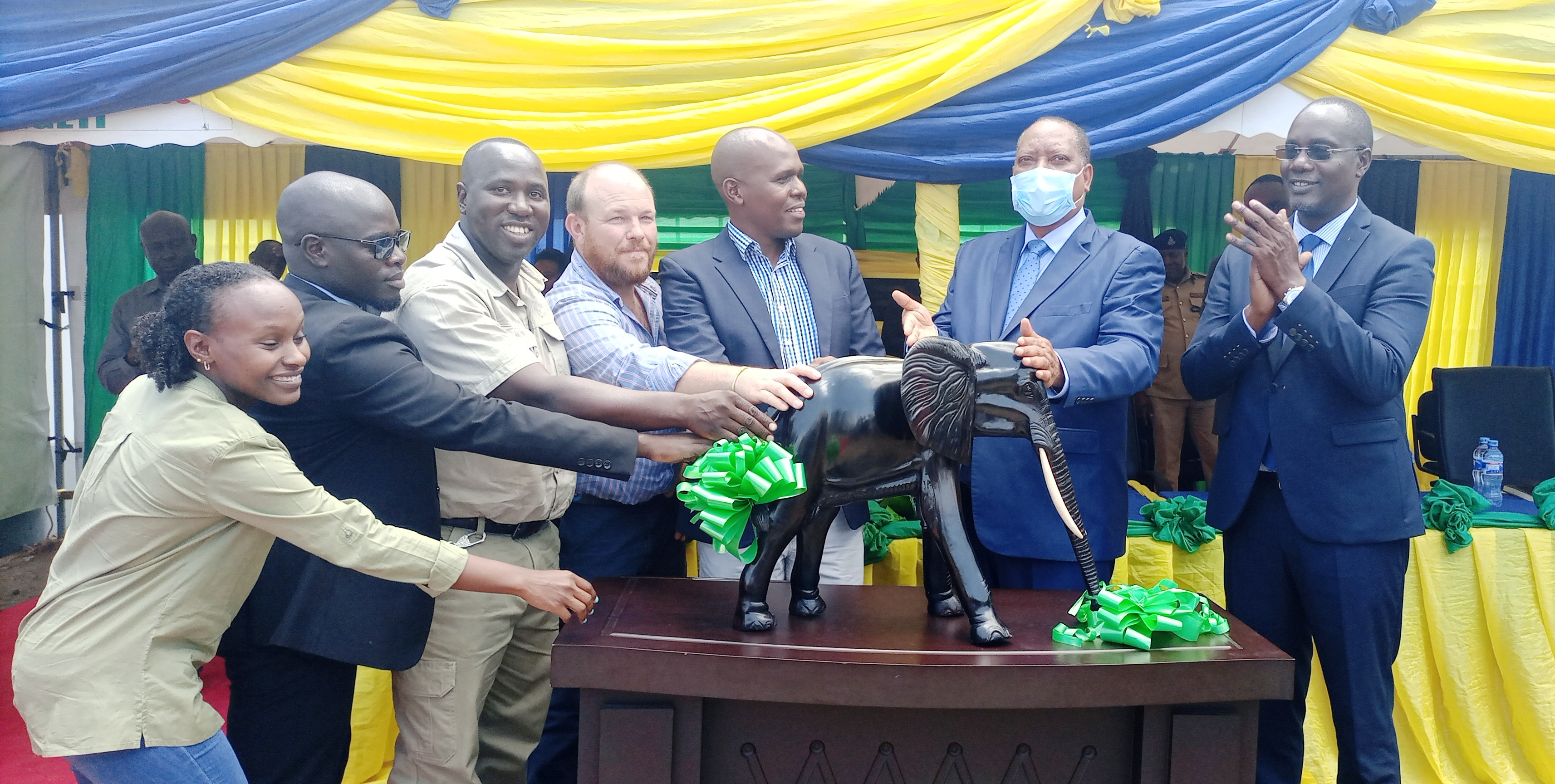 Minister hails Grumeti Fund for building donation