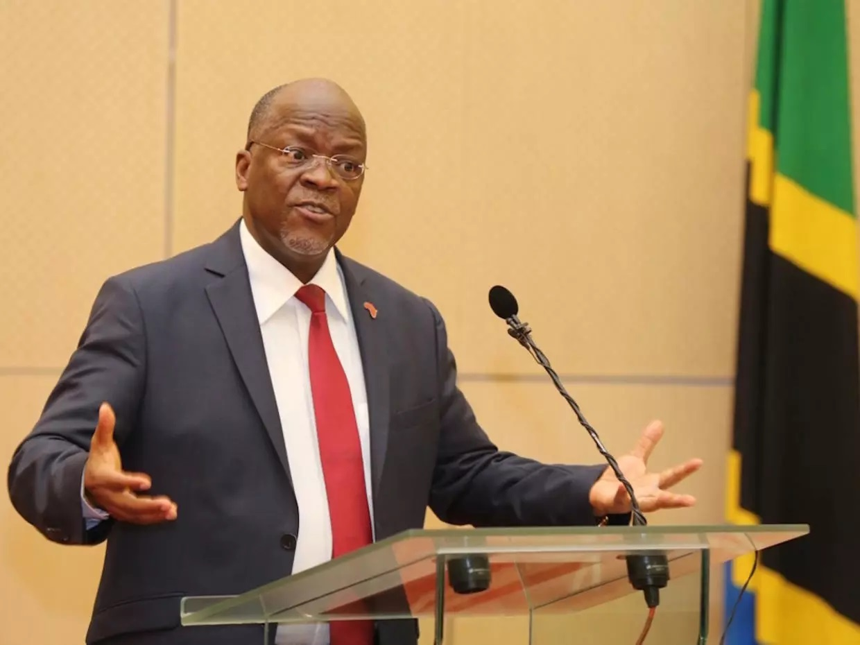 Magufuli's posture rare,  deserves much support