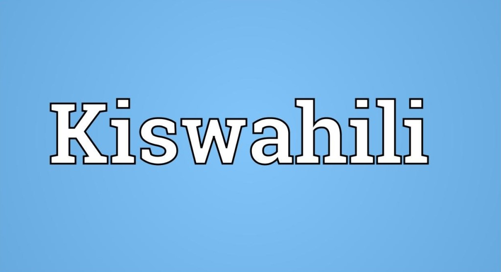 Kudos Embassy of Tanzania in  France for promoting Kiswahili