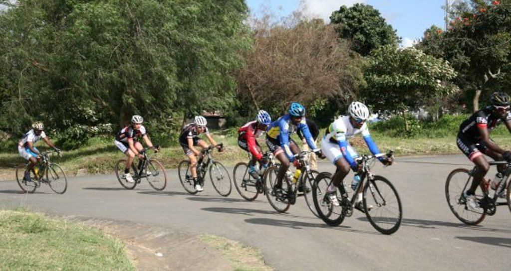 EAC cycling tour good chain, integrates region