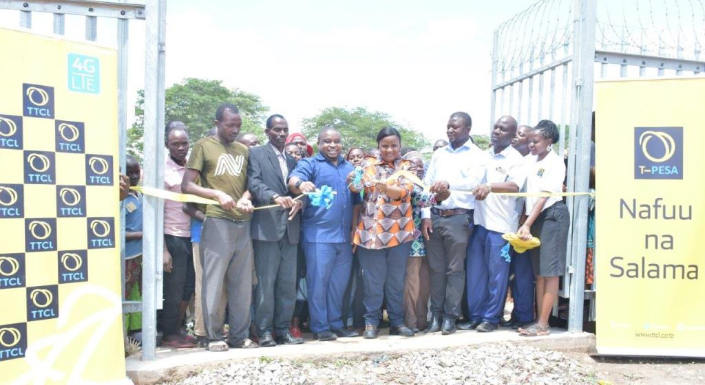 TTCL connects more villages in Tabora