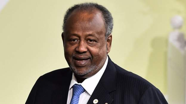 Djibouti President Guelleh re-elected for fifth term
