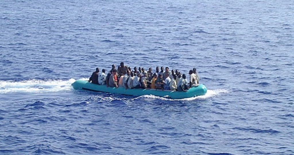 20 migrants die as smugglers throw 80 overboard off Djibouti coast