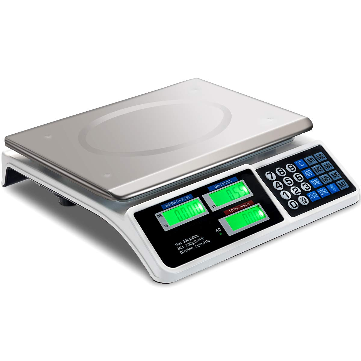 KCUencourages farmers to use digital scales