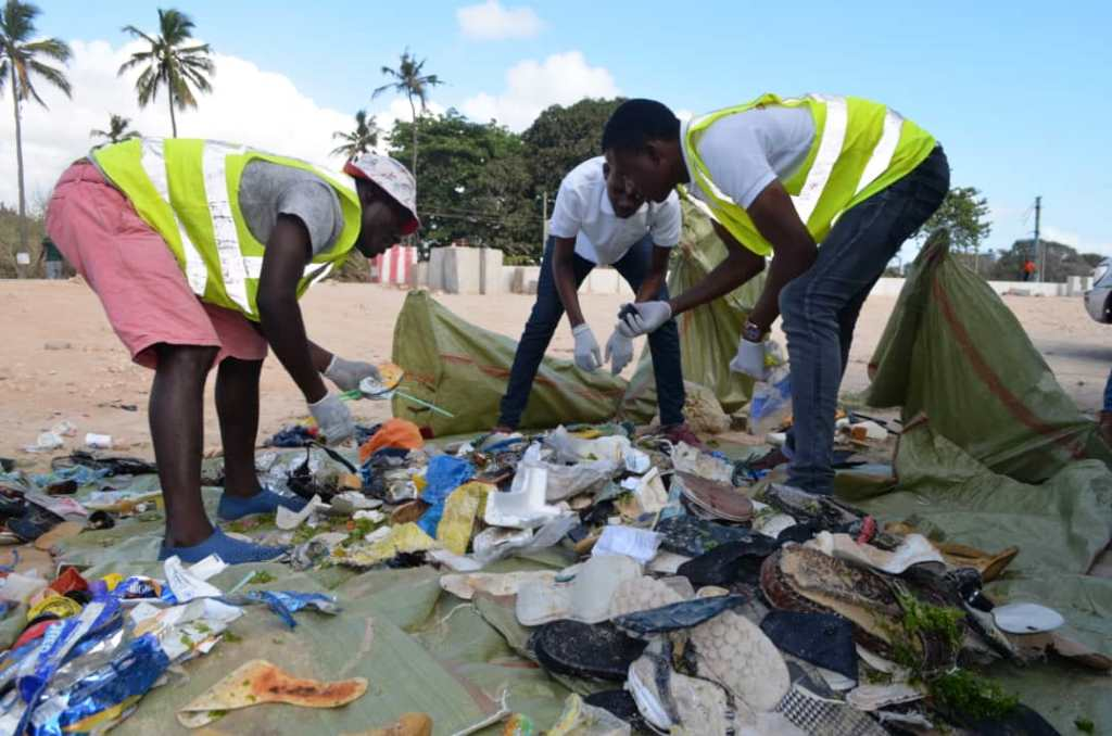 Nipe Fagio releases 2020 World Cleanup Day report, audits 75pc of local wastes