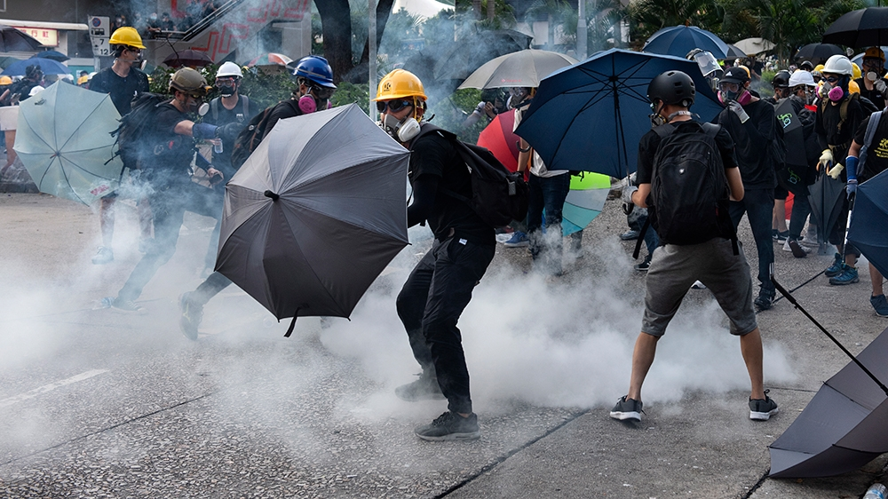 Recent chaos in Hong Kong 'influenced by foreign nations'