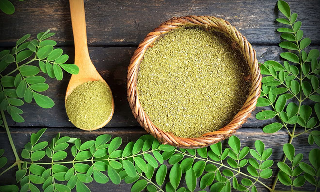 EAC women pray for tax-free Moringa products